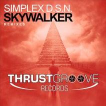 Simplex D.S.N., Forion, Photon Decay - Skywalker (Remixes)