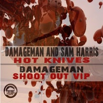 Damageman, Sam Harris - Shoot Out Vip / Hot knives