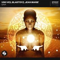 Blastoyz, Vini Vici, Jean Marie - Gaia