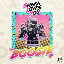 JFB, Shaka Loves You, Fullee Love, Ant Thomaz, Profit, NattySpeaks - Boogie EP