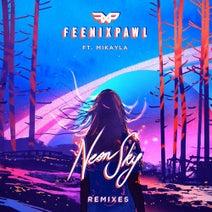 Feenixpawl, Jack Trades, Mikayla, Mokita - Neon Sky - Remixes