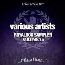 Sergio Sanchez, Wellbeck, Jacques, Renderlive, Igor Pumphonia, Yamil - Royalbox Sampler Vol.15