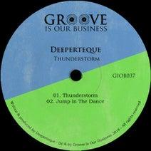 Deeperteque - Thunderstorm