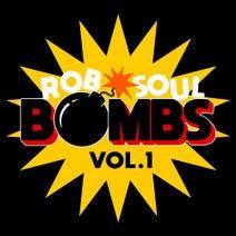 Joss Moog, D'Julz, Sebo K, Phil Weeks, Chris Simmonds, Jazzman Wax, Iban Montoro, Harry 'Choo Choo' Romero, Jordan Peak, DJ W!ld, Eats Everything - Robsoul Bombs, Vol.1