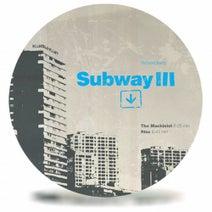 Richard Bartz - Subway III
