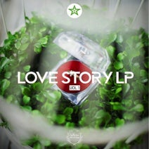 Decline, Dent, Mato, Skiba, Skyde, V4ns, Cnof, Stimpy, Glacier, Skorp, Toaster - LOVE STORY LP, VOL. 1