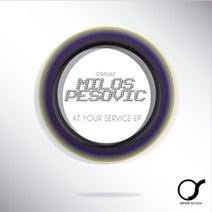 Milos Pesovic - At Your Service EP