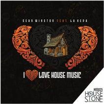 LaVeda, Sean Winston, George North, Josh Grooves - I Love House