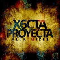 Assuc, Black Ahead, CirQit, Diabolic Shop, DJ Deep Noise, Emeu, Tito K., WAFFENSUPERMARKT, X6Cta - X6CTA PROYECTA