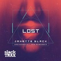 Janette Slack, BreaksMafia, Ben Remember - Lost