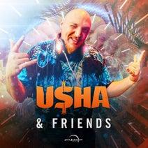 Usha, Midi Junkyes, TeN - U$HA & Friends