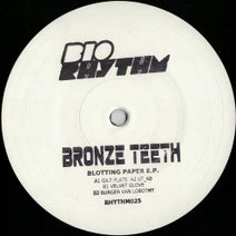 Bronze Teeth - Blotting Paper EP