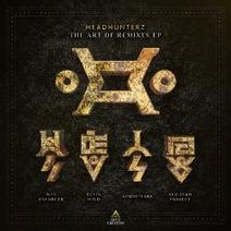 Headhunterz, Max Enforcer, Devin Wild, Atmozfears, Sub Zero Project - The Art Of Remixes EP