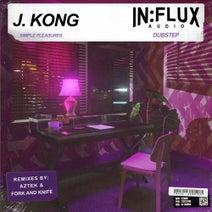 J. Kong, Aztek, Fork and Knife - Simple Pleasures