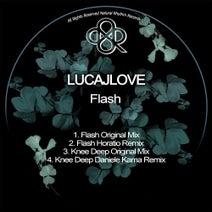 LucaJLove, Horatio, Daniele Kama - Flash