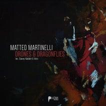 Matteo Martinelli, VERV, Danny Wabbit - Drones & Dragonflies