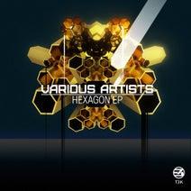 NordOst, Parasite, Kohu, Xenon, Sykes, Kilobite - Hexagon EP