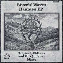 Blissful Waves, ELGans, Gux Jimenez - Haumea