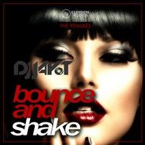 DJ Jay-T - Bounce & Shake(The Remixes)
