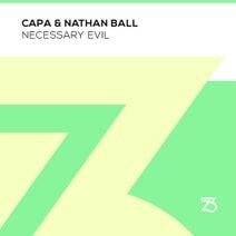 Capa (Official), Nathan Ball - Necessary Evil