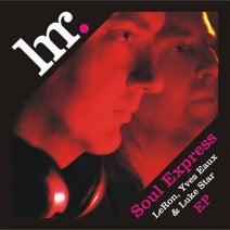 Luke Star, Le Ron & Yves Eaux, Redondo, Sideburn - Soul Express EP