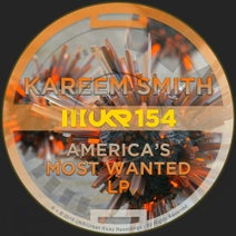 Kareem Smith - America's Most Wanted LP