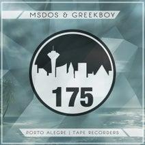 MSDOS, Greekboy - Porto Alegre