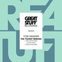 Chris Hartwig, Tobi Kramer, Shosho, JCMB, D-MICE - The Tourist (Remixes)