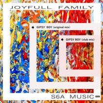 Joyfull Family - Gipsy Boy