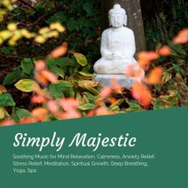Simply Majestic (Soothing Music For Mind Relaxation, Calmness