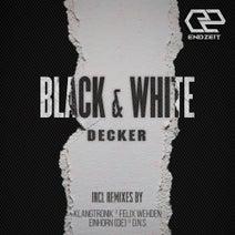 DeckeR, D.N.S, Klangtronik, Felix Wehden, EINHORN (DE) - Black & White