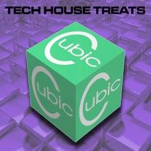 Tony Thomas, Dan Soden, Vortex, Synaptic, The Bongo Man, Melt - Cubic Tech House Treats Volume 12