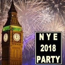Jordan, Cole, Phatjack, Darren Treague, Hardino, QC, Rubywax, Mashups, Sidney Romero, Sebastien Viktoria, Stereoshock, Jens & Twister, Clubbreaker, Spooky, Tr!ppy, Young Rebels, Groovekillerz, DJ Mix - Nye New Year's Eve 2018 Party & DJ Mix