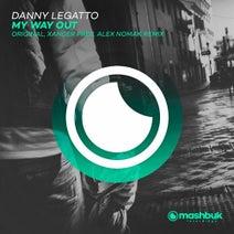 Danny Legatto, Alex Nomak - My Way Out