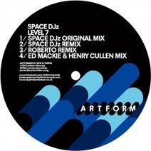Space DJz, Space DJz, Roberto, Henry Cullen, Ed Mackie - Level 7