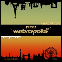 Pressa - Metropolis EP