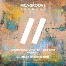 PachangaStorm, Mel East, Oliver Deuerling - Moments