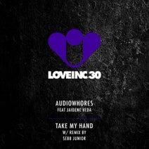 Audiowhores, Jaidene Veda, Sebb Junior - Take My Hand