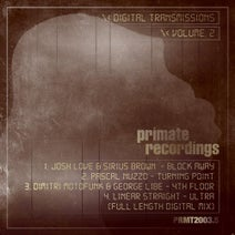 Josh Love, Sirius Brown, Pascal Nuzzo, Dimitri Motofunk, George Libe, Linear Straight - Digital Transmissions, Vol. 2