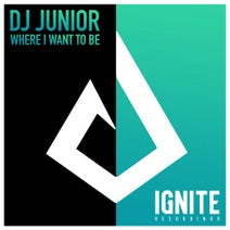 DJ Junior (TW) - Where I Want To Be