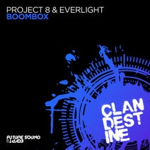 Everlight, Project 8 - Boombox