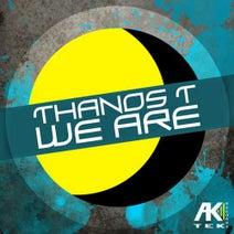 Thanos T, Allan Zax - We Are