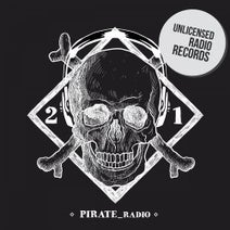 21 ROOM, Argy K, Insane House, Dobermax, Stephan Crown, Ben Techy, Andre Salmon, CIREZ D, Nino Pipito', DIB, Joe Dominguez, Nacim Ladj, Dave Berlian, David Ortega, Techno Red, Labbratek - Pirate Radio Vol.21