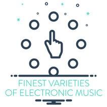Reflex Artists, Monroe Days, Elton Jones, Da Gatsi, Elli Uda, King Kerlitz, Los Dos Terminados, Dlareg Ralkep, FehlZündung, BLUFF BLUFF, Gerald Paul, P a W A, Glangold, Gerald Peklar, M I G E, Twinnie, Geha, Los Surfistas Gigantes, Da Goose, Greyhawk, membran 66, Osmosehardtech, K U B I, Fu Vk, Emiel Roche - Finest Varieties of Electronic Music