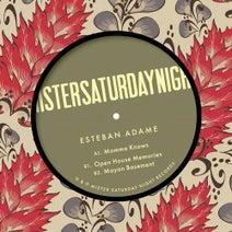 Esteban Adame - Mayan Basement