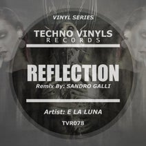 E la Luna, Sandro Galli - Reflection