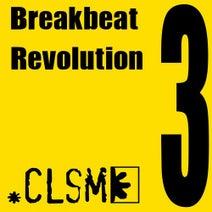 RedMoon, Meron Ryan, Mike Slammer, DJ Red Alert, CLSM, Effie, Freefall, Tanker, Matt Lastname, Dionne, Chris Ross, Freq Theory, Zoe Van West, Jason Bouse, Sonic Supernova, Fidget & CLSM, Ponder, Sc@r, Wizbit, Heavy & The DJ, CLSM, Chris Ross, Abyss, Ponder - Breakbeat Revolution 3