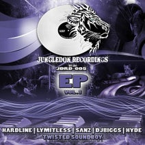 Sanz, Lymitless, DJ Biggs, Hyde, Hardline, Twisted Soundboy - VOLUME 1