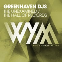 Greenhaven DJs, Brooke Tomlinson - The Unexamined + The Hall of Records