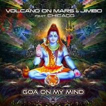 Chicago, Jimbo, Volcano On Mars - Goa on My Mind